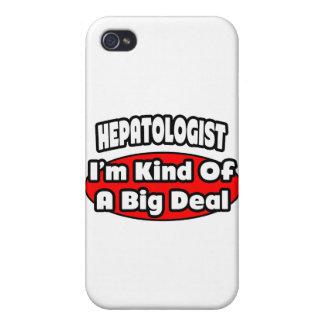 Hepatologist ... Big Deal iPhone 4/4S Case