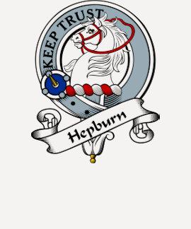 Hepburn Clan Badge Shirt