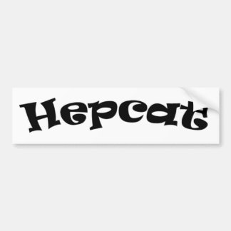 Hepcat Bumper Stickers