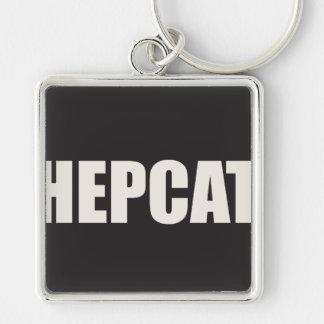 HEPCAT KEYCHAIN