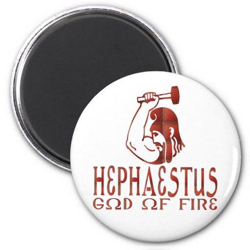 Hephaestus Imán Redondo 5 Cm