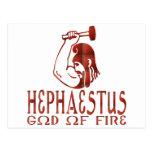 Hephaestus Tarjetas Postales