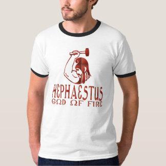 Hephaestus Tee Shirts