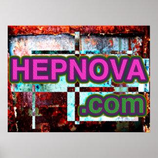 HEPNOVA.com_Rust_Splatter Poster