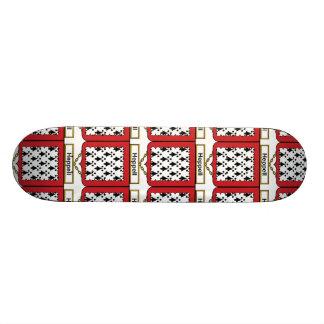 Heppell Family Crest Skateboards