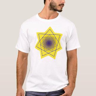 Heptagram Power Geometry Shirt