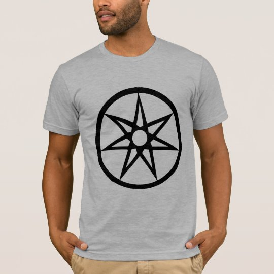 Heptagram White Shirt