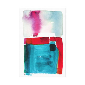Her Abode Canvas Print