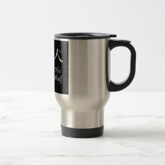 Her And His Half Travel Mug