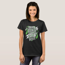 Her Battle Is My Battle Bile Duct Cancer T-Shirt
