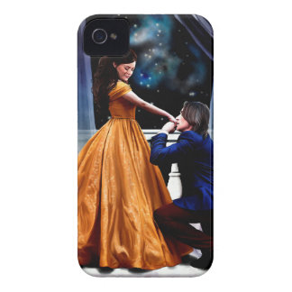 Her Beast and His Beauty iPhone 4 Cover
