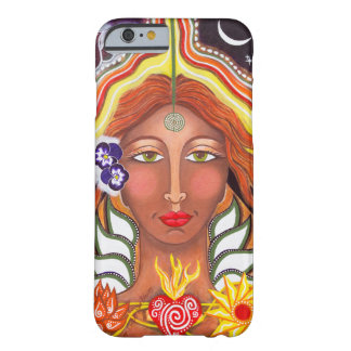"""""""Her Ember Now Blazes"""" Barely There iPhone 6 Case"""