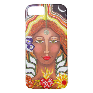 """Her Ember Now Blazes"" iPhone 7 Case"