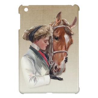 Her Favorite Horse iPad Mini Case
