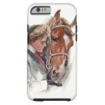 Her Favorite Horse iPhone 6 Case
