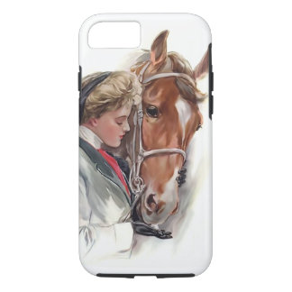 Her Favorite Horse iPhone 7 Case