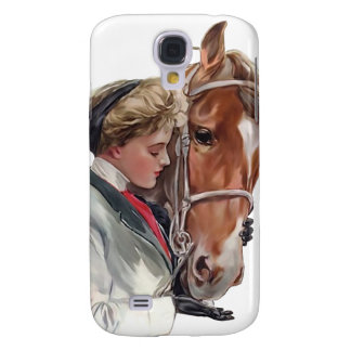 Her Favorite Horse Samsung Galaxy S4 Cover