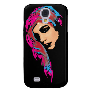 Her Galaxy S4 Cover