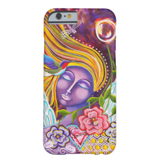 """""""Her Heart Flutters Free"""" Barely There iPhone 6 Case"""