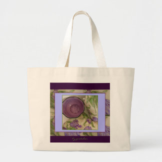Her Highness Tulips Tea Cozy and Bowl Tote Bag