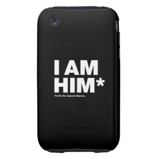 Her Imperial Majesty iPhone 3 Tough Cover