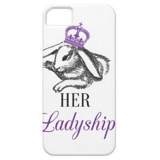 Her Ladyship iPhone SE/5/5s Case