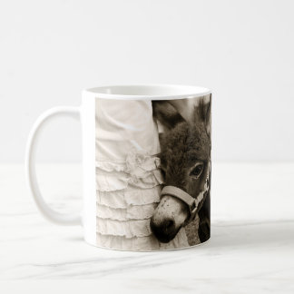 Her Little Burro Coffee Mug