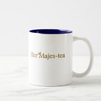 Her Majes-Tea Tea Mug