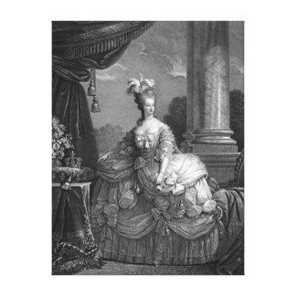Her Majesty 1828 Canvas Print