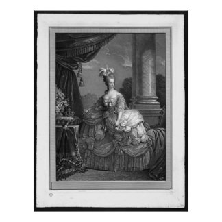Her Majesty 1828 Poster