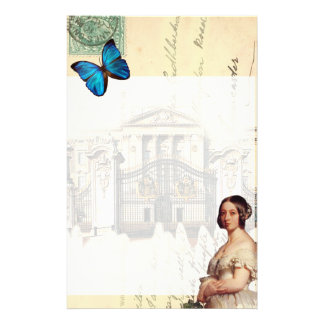 Her Majesty Queen Victoria, personal Stationery