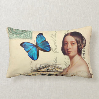 Her Majesty, Queen Victoria Throw Pillow