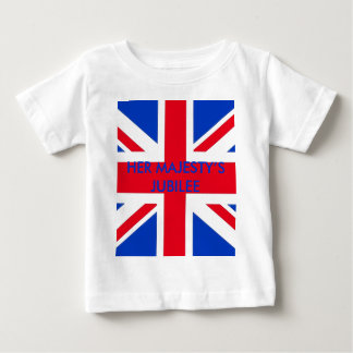 HER MAJESTY'S JUBILEE BABY T-Shirt