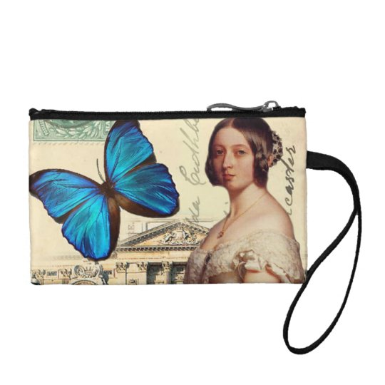 Her Majesty The Queen Coin Wallet