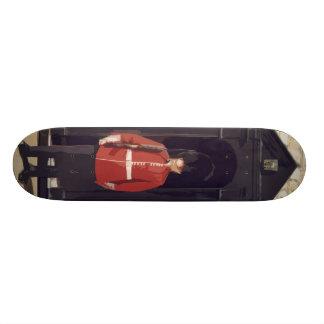 Her Majesty's Roller Skateboard Deck
