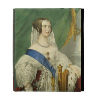 Her Most Gracious Majesty, Queen Victoria (1819-19 iPad Cases
