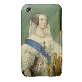 Her Most Gracious Majesty, Queen Victoria (1819-19 iPhone 3 Case-Mate Case