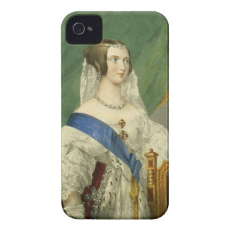 Her Most Gracious Majesty, Queen Victoria (1819-19 iPhone 4 Cases