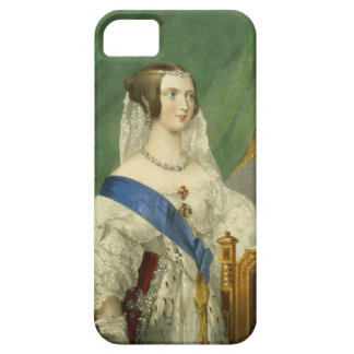Her Most Gracious Majesty, Queen Victoria (1819-19 iPhone SE/5/5s Case