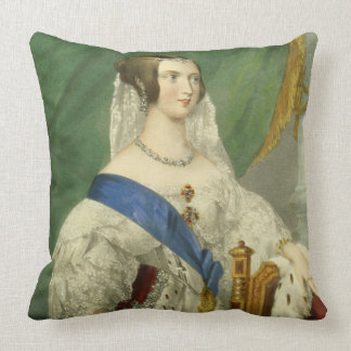 Her Most Gracious Majesty, Queen Victoria (1819-19 Pillows