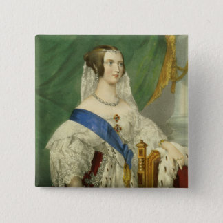 Her Most Gracious Majesty, Queen Victoria (1819-19 Pinback Button