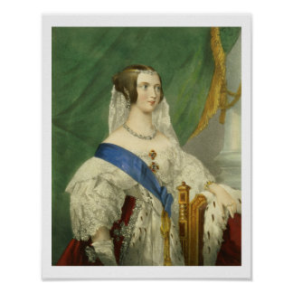 Her Most Gracious Majesty, Queen Victoria (1819-19 Print