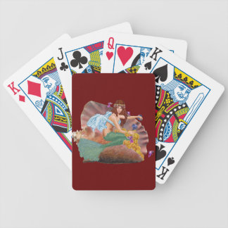 Her Name is Aphrodite Bicycle Playing Cards