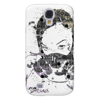 Her On The Wall Galaxy S4 Cover