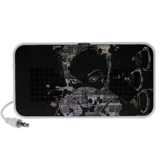 Her On The Wall Laptop Speaker