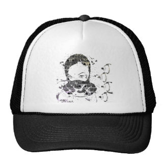 Her On The Wall Trucker Hat