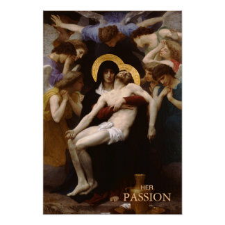 Her Passion Poster