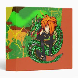Her Pet Dragon Avery Binder