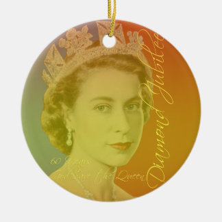 Her Royal Highness Ceramic Ornament