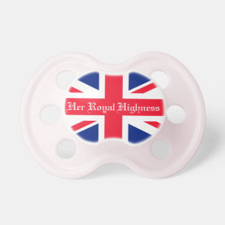 Her Royal Highness Royal Baby Pacifier